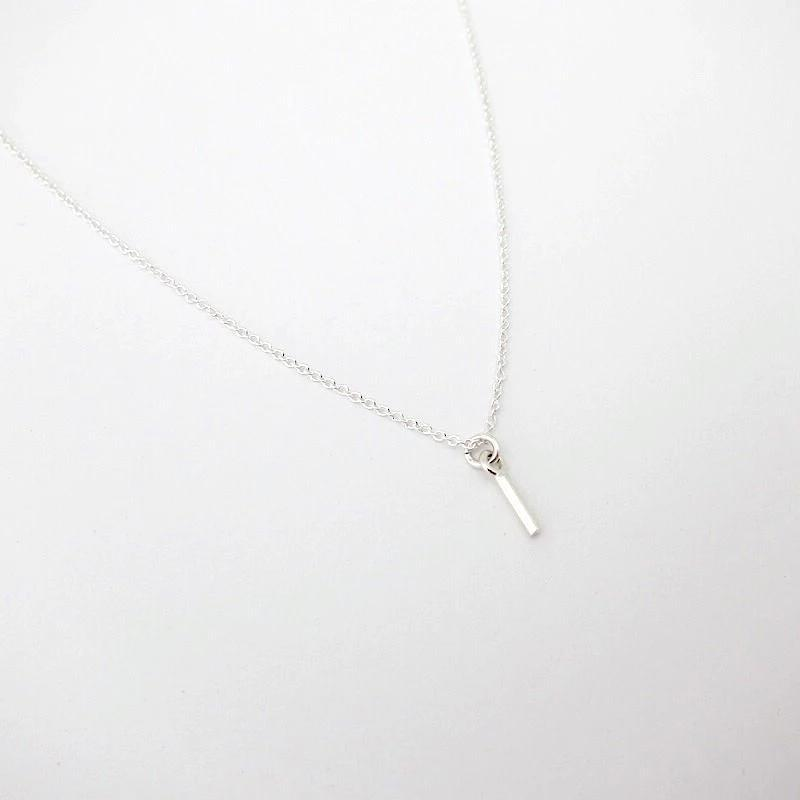Collier Ina | Argent
