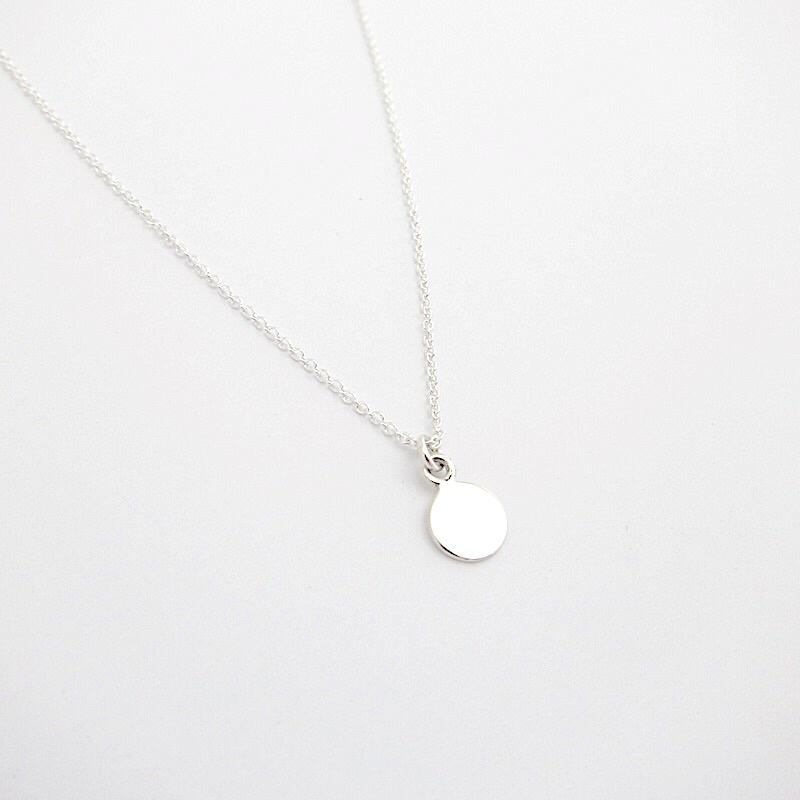 Collier Ono | Argent