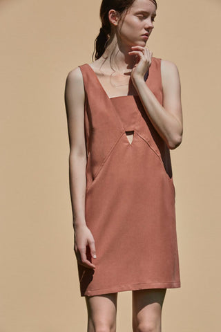 Savage dress | Blush
