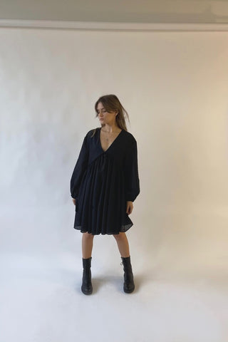 Léo Dress | Black