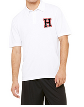 Dri-Fit Polo with Heath Logo