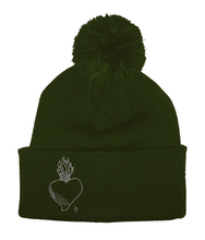 Embroidered Hat 3 - FLAMMA (w)