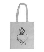Shoulder Tote Bag - FLAMMA