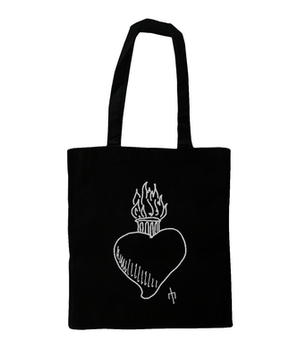 Shoulder Tote Bag - FLAMMA (w)