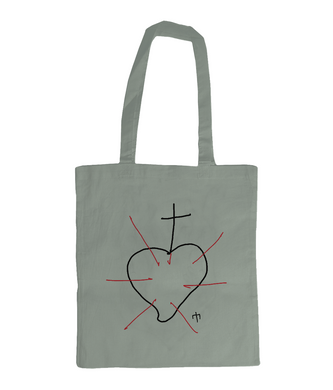 Shoulder Tote Bag - BEATA VIRGO