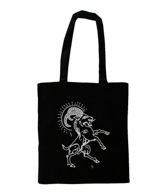 Shoulder Tote Bag - IN CORNUTUM (w)