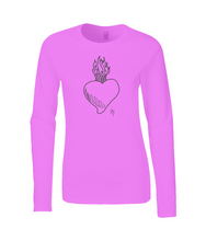 Women's Soft long sleeve - FLAMMA