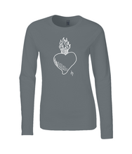 Women's Soft long sleeve - FLAMMA (w)