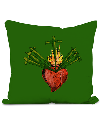 Cushion 3 - HEART (seven)
