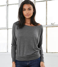 Women's Flowy long sleeve - CRUX (r)