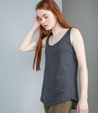 Women's Loose fit vest - MANIBU(S)ANCTI