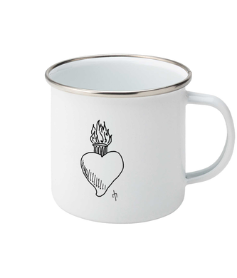 Enamel Mugs - FLAMMA