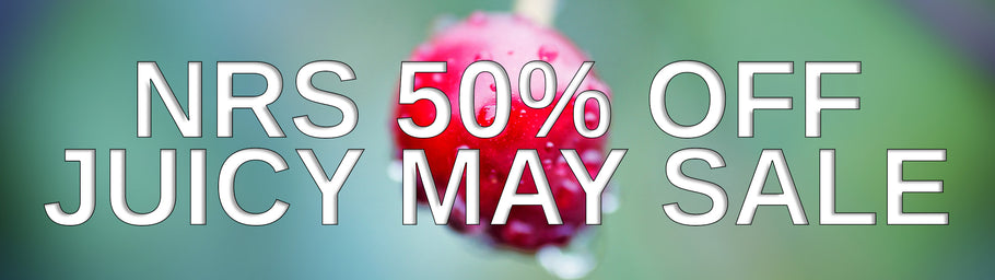 Juicy May 50% OFF SALE