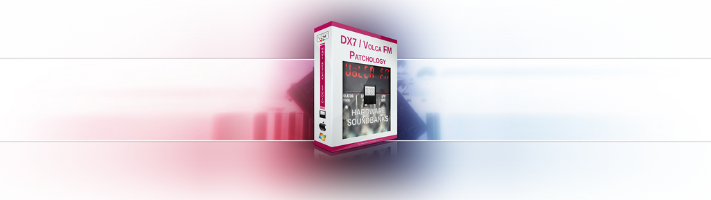 NEW  syx patches for DX7 and Korg Volca FM – NaviRetlavStudio