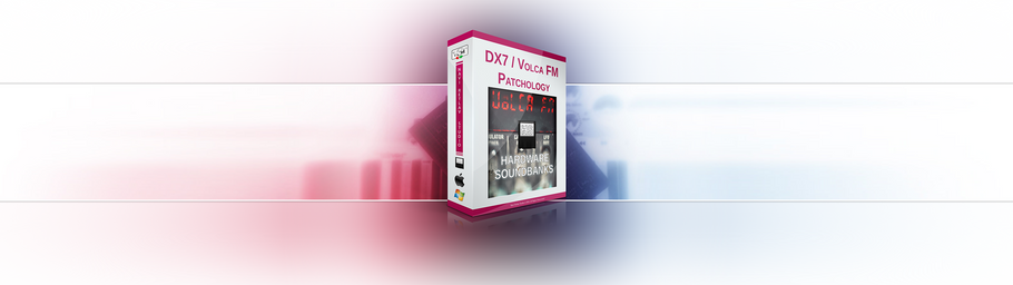 NEW .syx patches for DX7 and Korg Volca FM