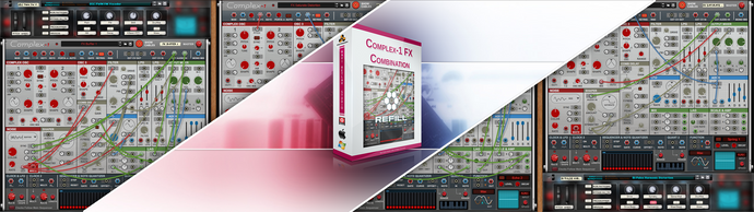 New ReFill for Reason Suite and Complex-1 RE