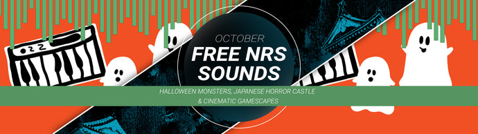 Free Halloween sounds and samples from NRS and Reason Studios