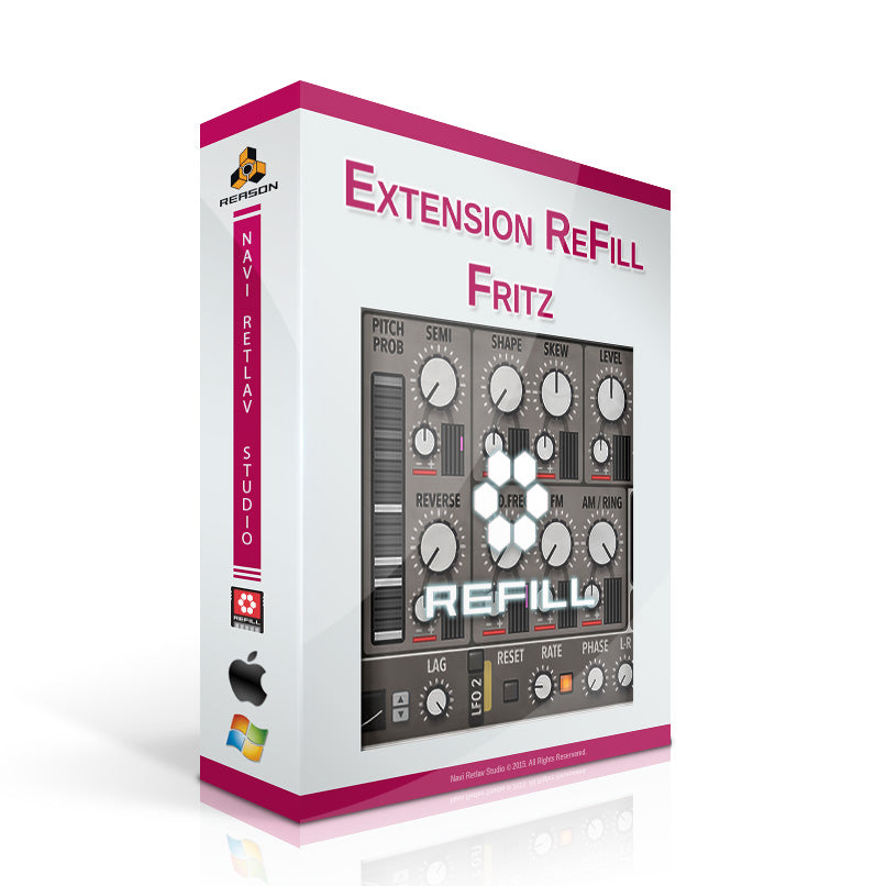 Extension ReFill - Fritz