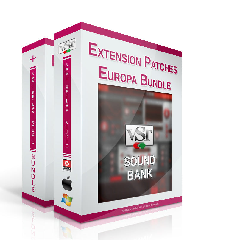 Extension Patches - Europa Bundle