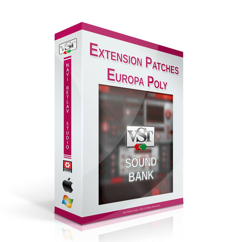 Extension Patches - Europa Poly