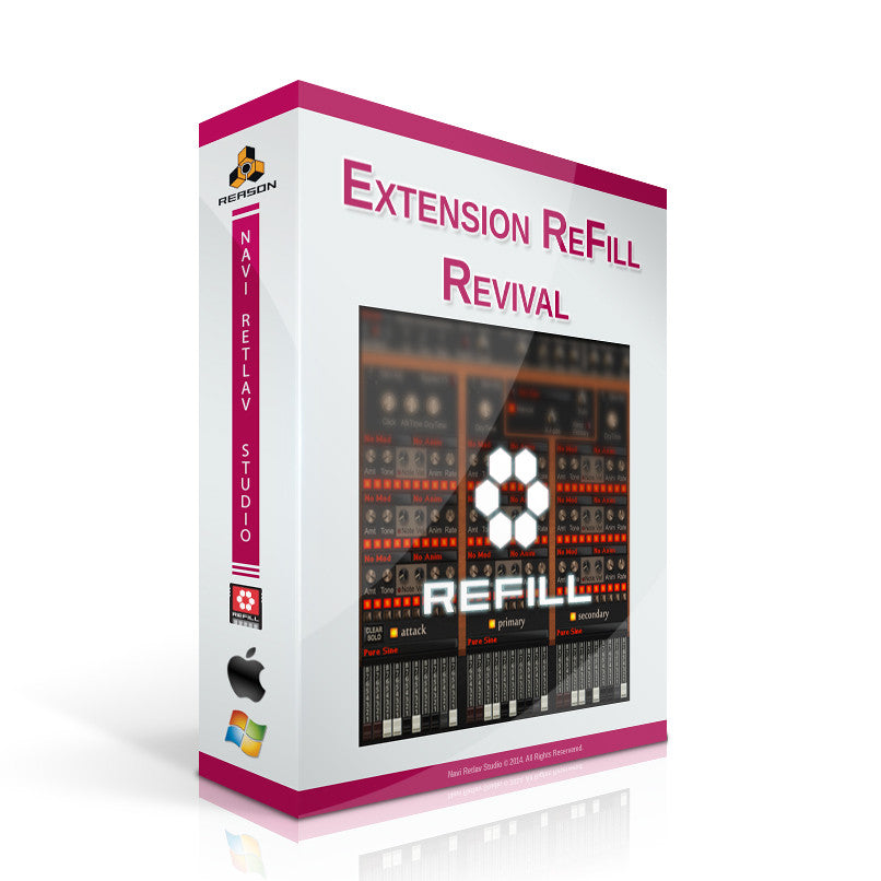Extension ReFill - Revival