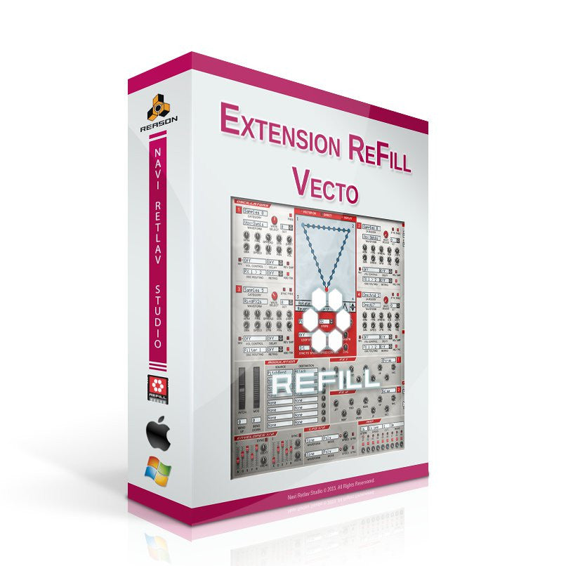 Extension ReFill - Vecto