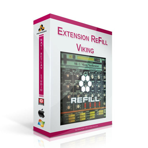 Extension ReFill - Viking