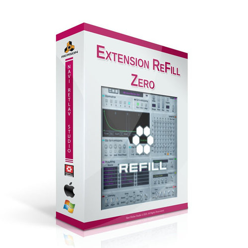Extension ReFill - Zero
