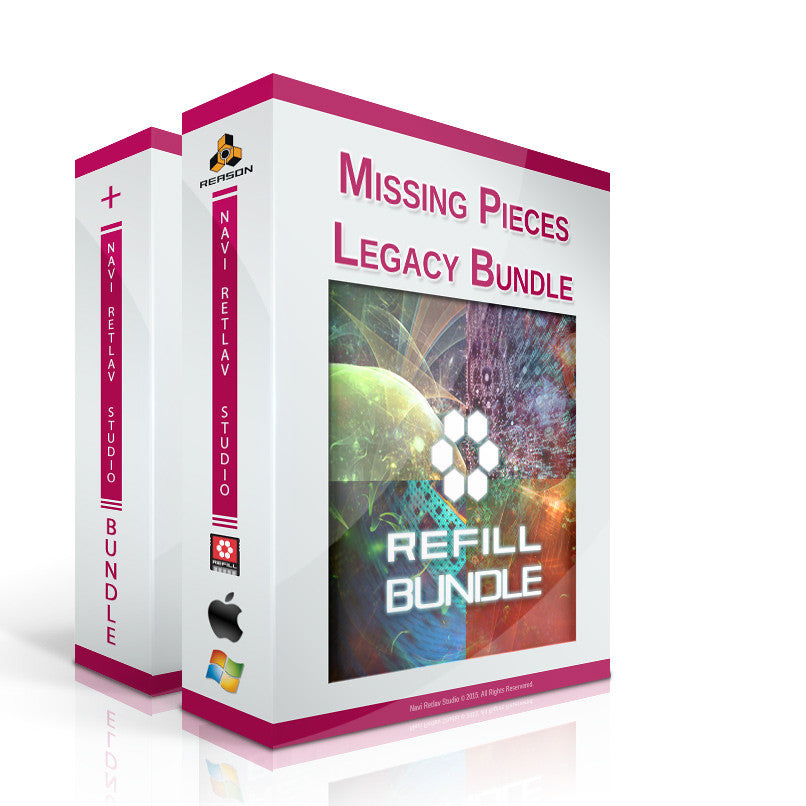 NRS - Missing Pieces Legacy Bundle