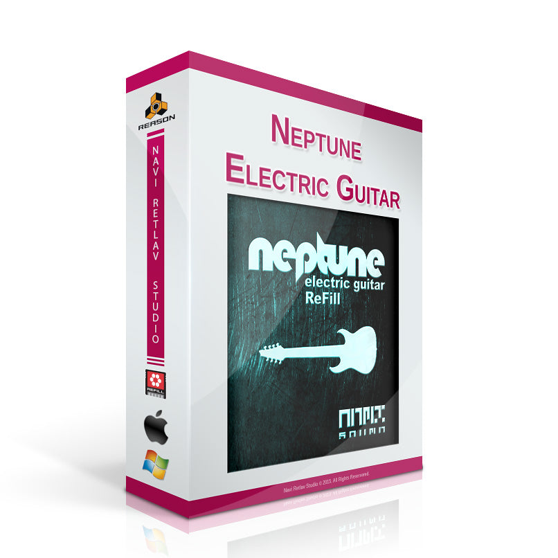 NRS - Neptune Electric Guitar