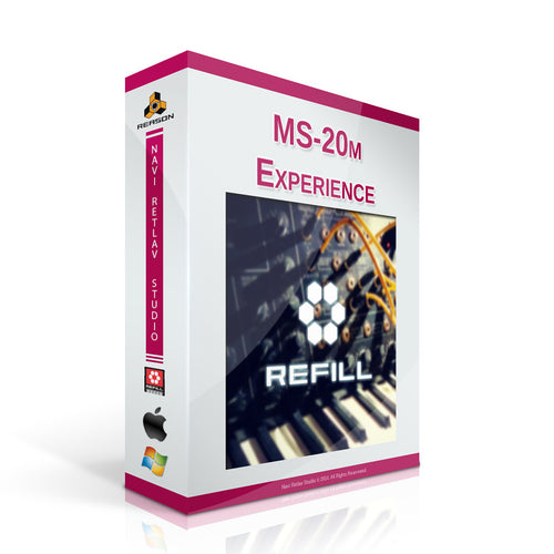 NRS - MS-20m Experience
