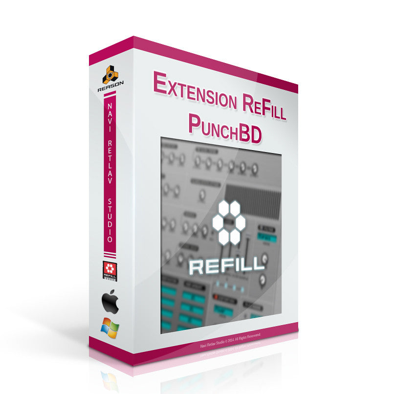 Extension ReFill - PunchBD