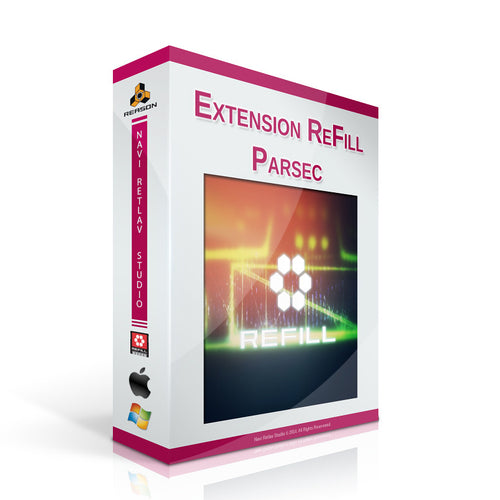 Extension ReFill - Parsec