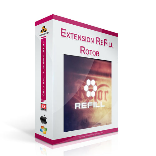 Extension ReFill - Rotor