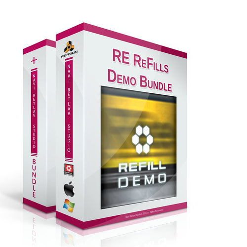 NRS - RE ReFills Demo Bundle