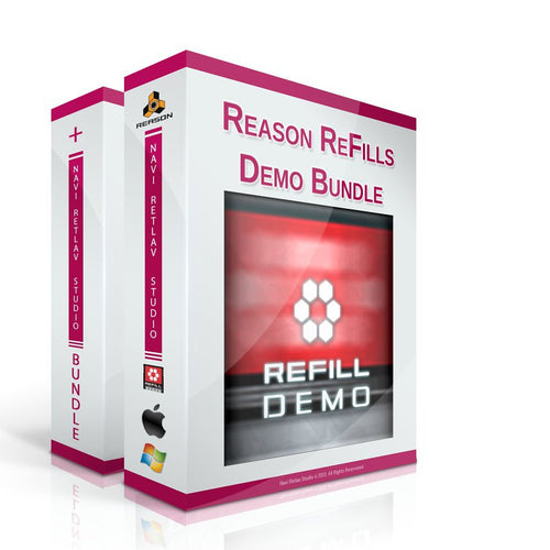 NRS - Reason ReFills Demo Bundle