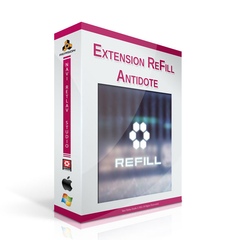 Extension ReFill - Antidote