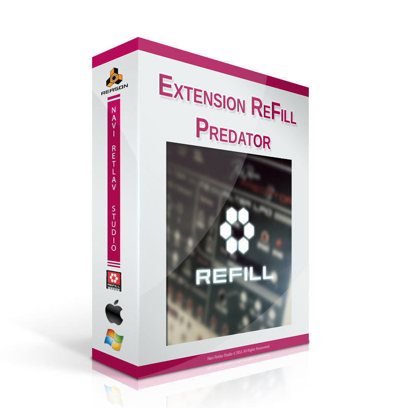 Extension ReFill - Predator