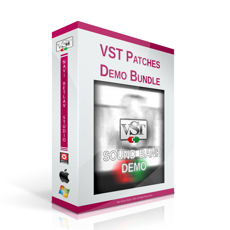 NRS - VST Patches Demo Bundle