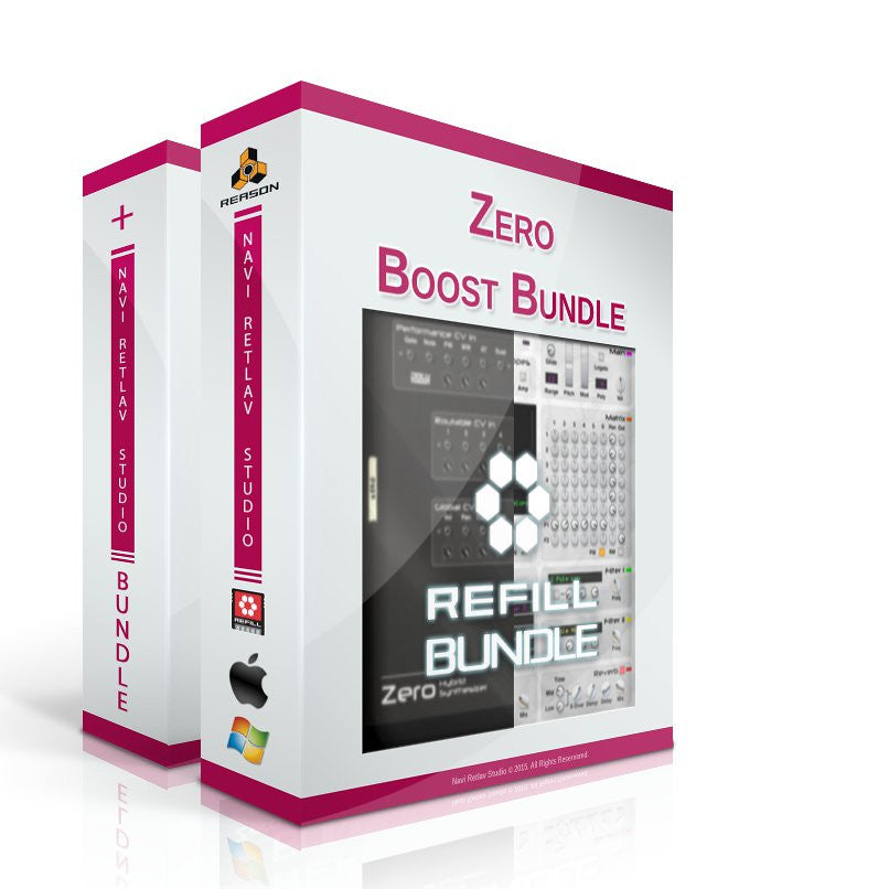 NRS - Zero Boost Bundle