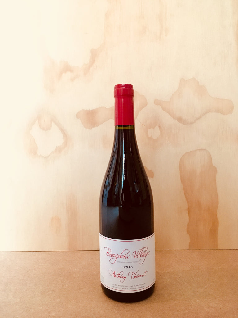 Anthony Thevenet Beaujolais-Villages 2016