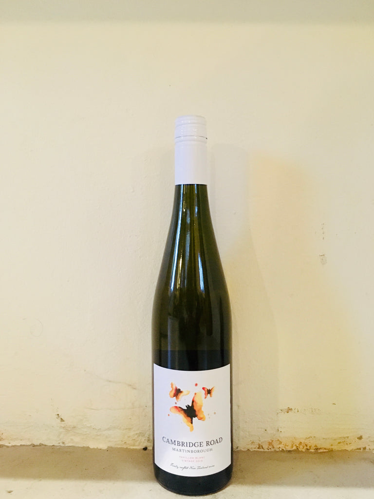 Cambridge Road Papillon Blanc 2016