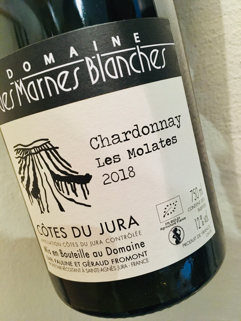 Domaine Marnes Blanches Chardonnay Les Molates 2018