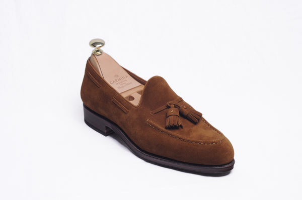 Tassel Loafer 80367 Forest