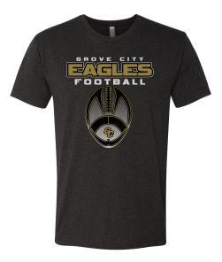 GC Football Triblend Tee