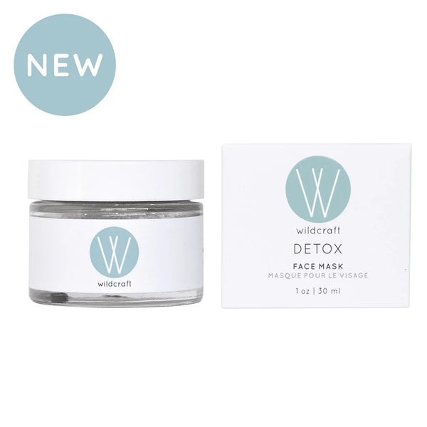 DETOX FACE MASK 1 Oz