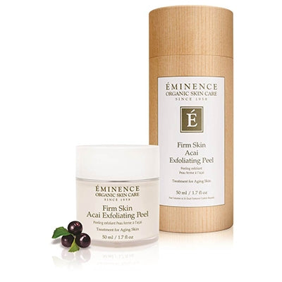 Firm skin acai peel exfoliating