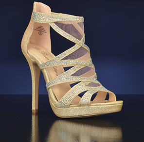 Copy of De Blossom Marna-28 Nude Strapy Mesh Design
