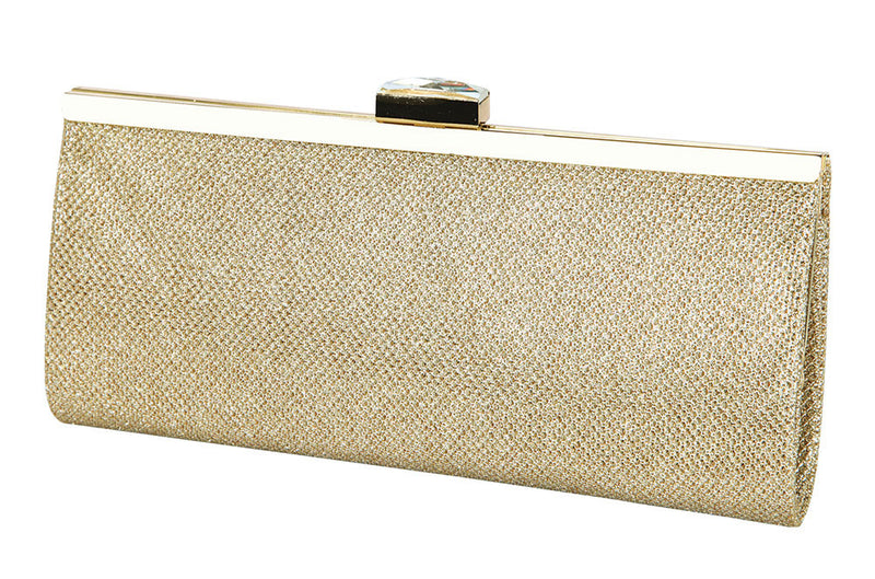 Hb-48G Anya Evening Clutch Nude