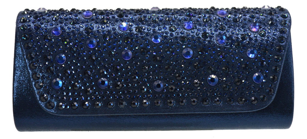 Starlet Evening Bag- Navy